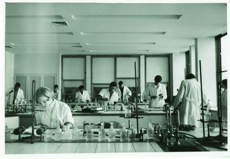 08 Science and Engineering- Department Laboratory 1950s-1960s